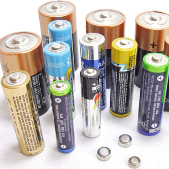 Batteries-dry cells